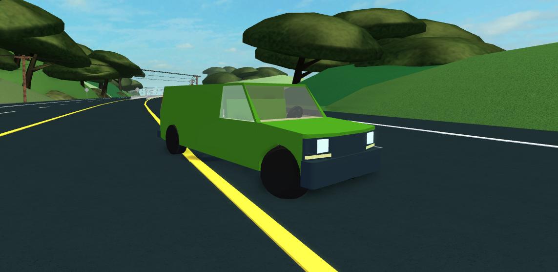 Van (Vehicle)