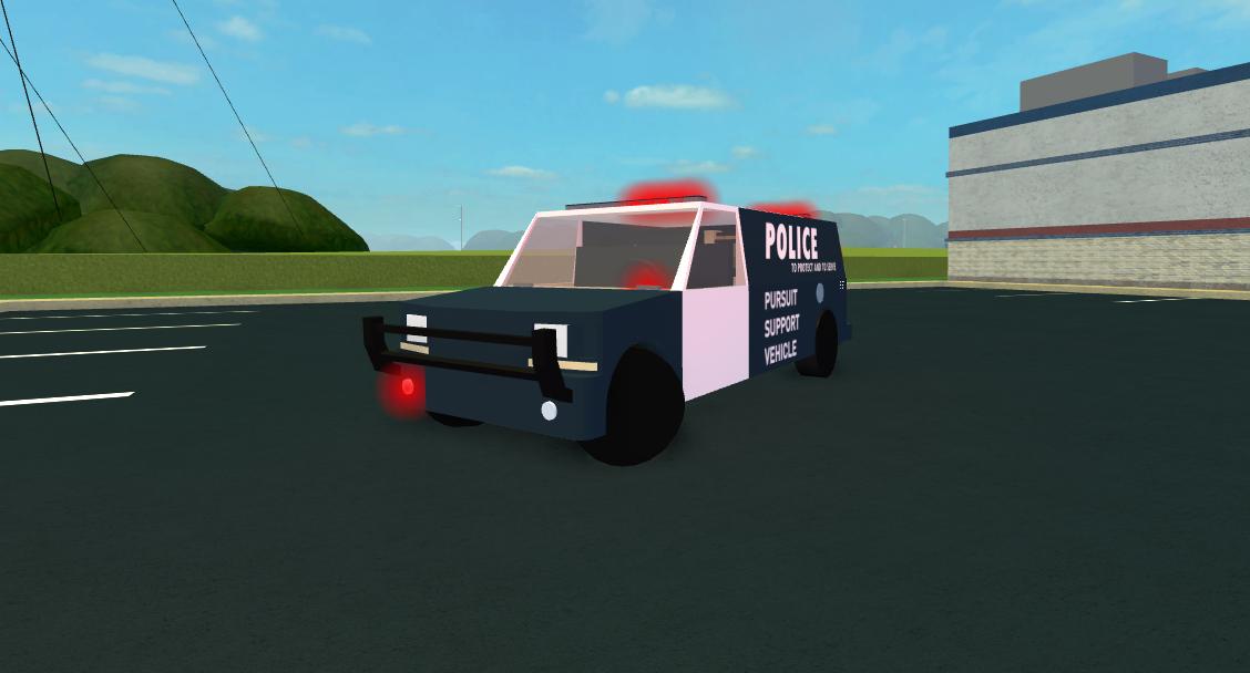 Van (Police)