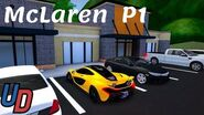 Ultimate Driving - Behind the Wheel - McLaren P1