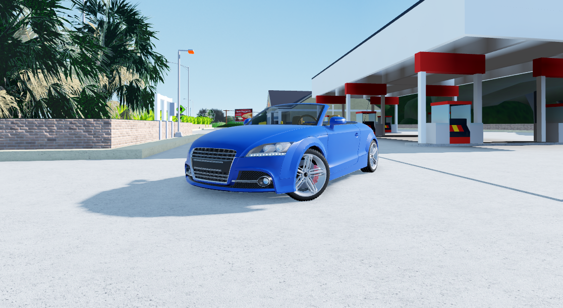 Lanz FF GT Roadster (2010)