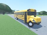 Falcon School Bus (2010)