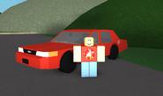 Sedan-start