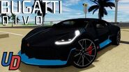 Ultimate Driving First Look- The Bugatti Divo