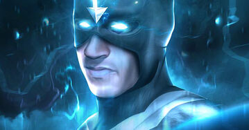 Black Bolt - Portrayed By Vin Diesel