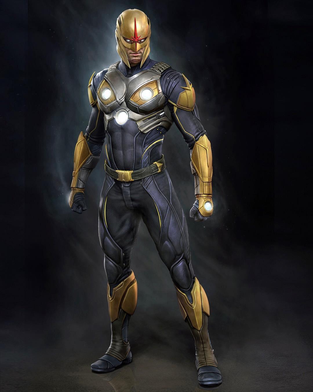Nova Ultimate Marvel Cinematic Universe Wikia Fandom