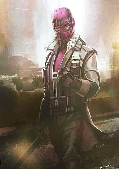Helmut Zemo, Having Embraced his Father's Ideals