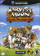 Harvest Moon - Another Wonderful Life Coverart