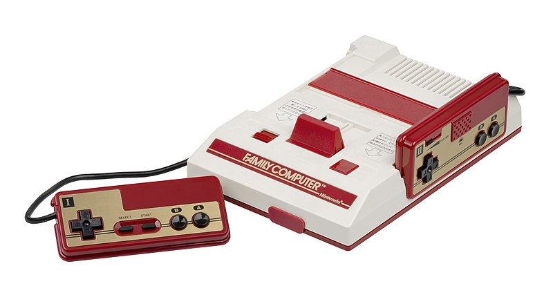 List of Family Computer games