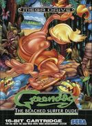 Greendog Cover Art