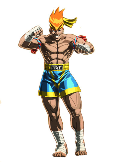 Adon (Street Fighter)