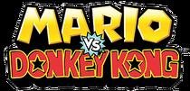 Mario vs. Donkey Kong logo.png
