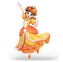 Daisy Super Smash Bros Ultimate.png