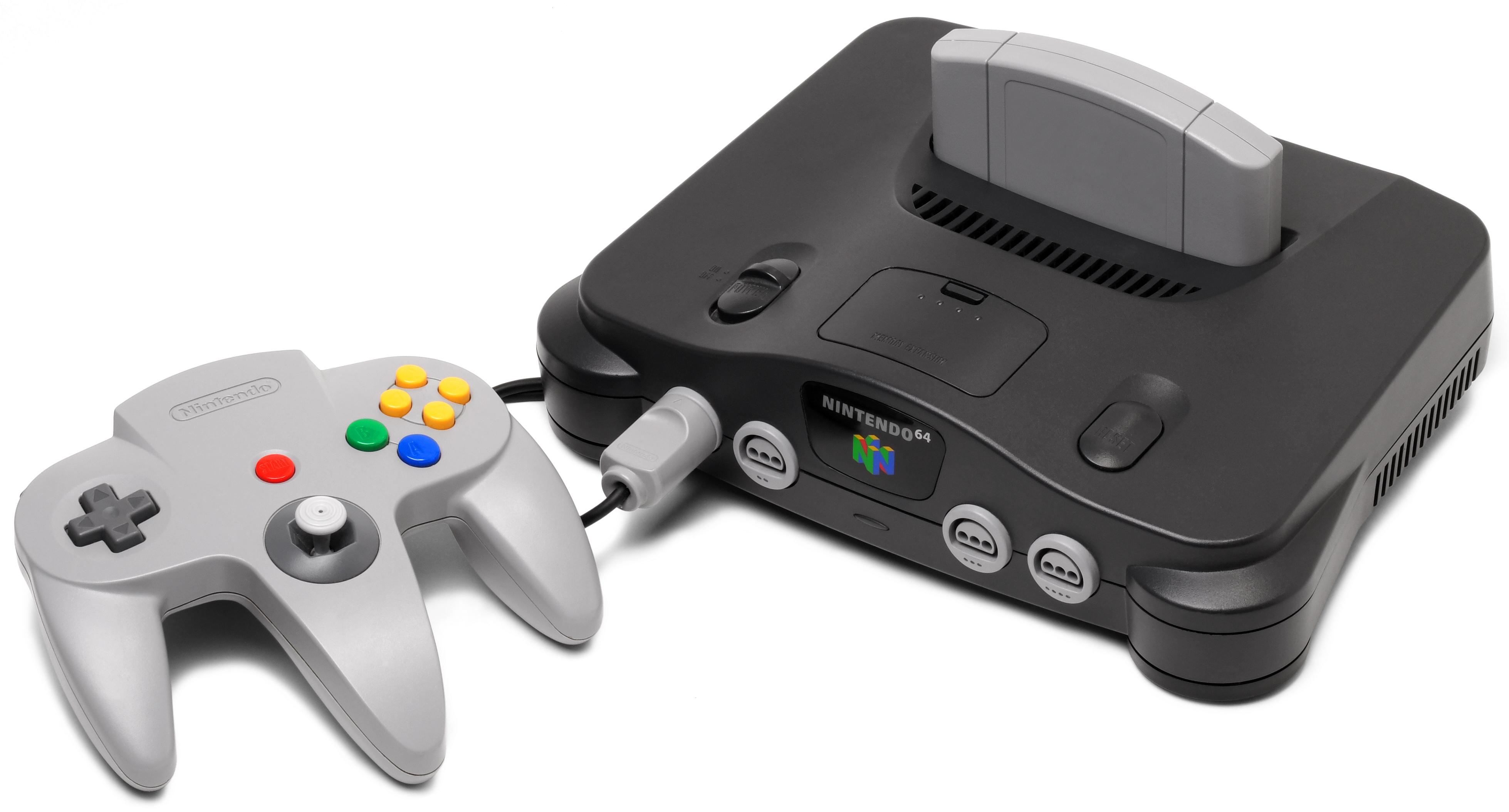 List of Nintendo 64 games