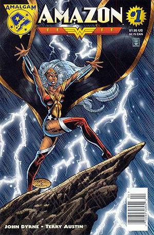 Amazon (Amalgam Comics)