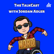 The TalkCast Podcast Cover