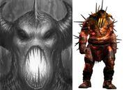Hades GoW1 vs Hades GoW2&3