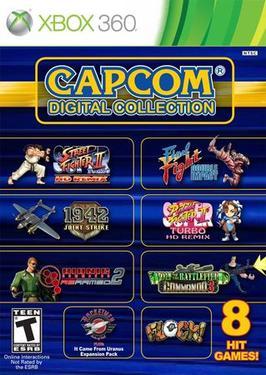 Capcom Digital Collection