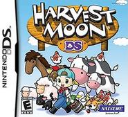 Harvest Moon DS Coverart