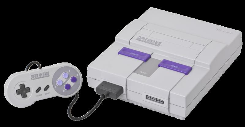 List of Super Nintendo Entertainment System games