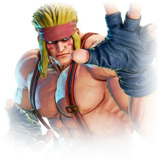Alex (Street Fighter)