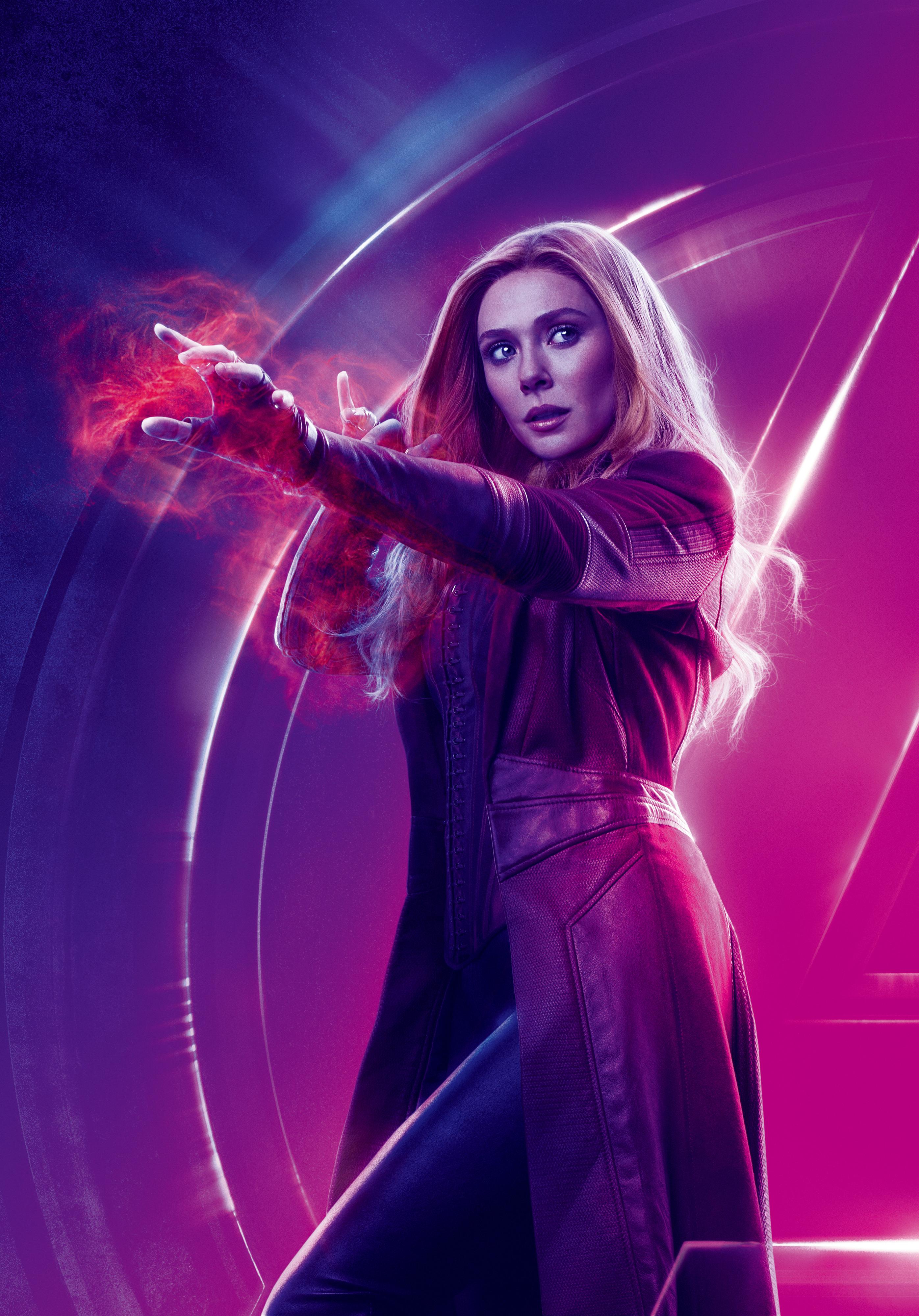 Wanda Maximoff (Marvel Cinematic Universe)