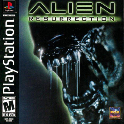 Alien Resurrection (video game)