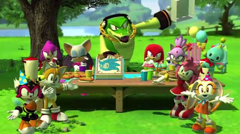 List Of Sonic The Hedgehog Characters Ultimate Pop Culture Wiki Fandom