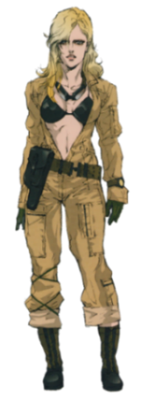 Eva (Metal Gear)