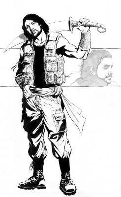 Arabian Knight (comics)