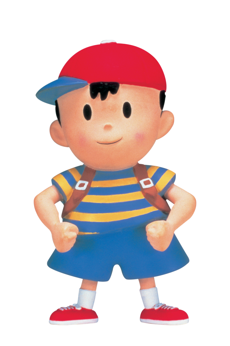 Ness (EarthBound)
