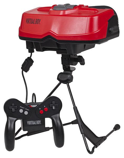List of Virtual Boy games
