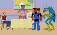 The Brak Show characters