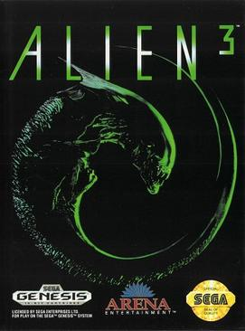 Alien 3 (video game)