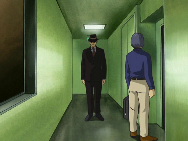 Man in Black (Digimon)