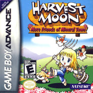 Harvest Moon - More Friends of Mineral Town Coverart