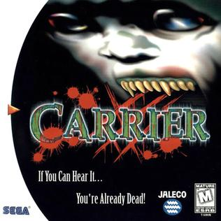 Carrier (video game)