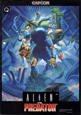 Alien vs. Predator (arcade game)