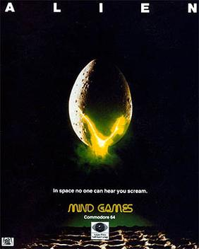 Alien (1984 video game)