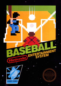 Baseball (1983 video game)