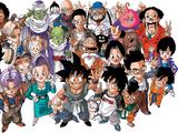 List of Dragon Ball characters