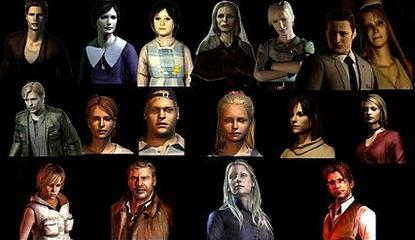 List of Silent Hill series characters