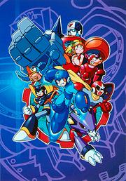 Mega Man Power Fighter illustration.PNG