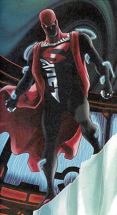 Eradicator (comics)