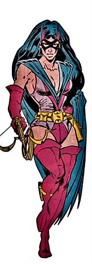 Huntress (Helena Wayne)