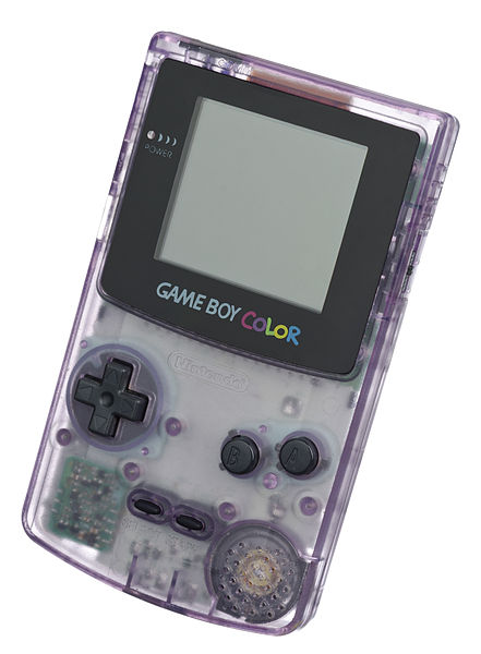 List of Game Boy Color games