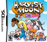Harvest Moon DS Cute Coverart