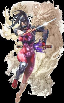 Taki (Soulcalibur)