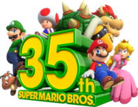 Super Mario Bros 35th Anniversary logo.png