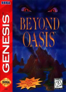 Beyond Oasis