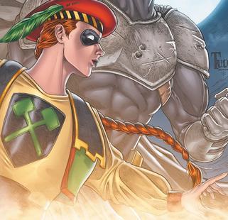Squire (comics)